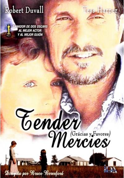 Tender Mercies (Gracias Y Favores)