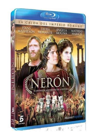Neron (Blu-Ray) - Imperium: Nerone