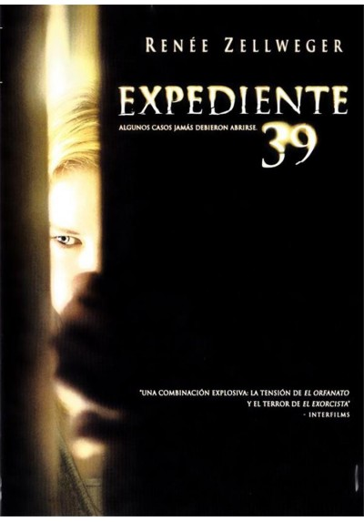 Expediente 39 (Case 39)