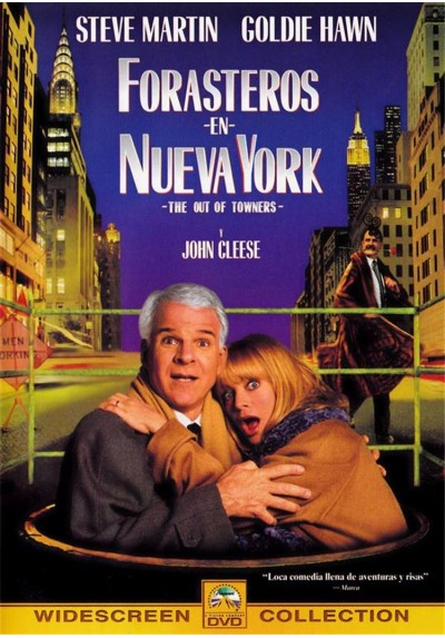 Forasteros En Nueva York (The Out Of Towners)