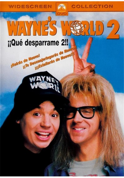 Wayne´s World 2 - Qué Desparrame 2!