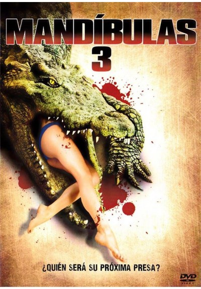 Mandibulas 3 (Lake Placid 3)