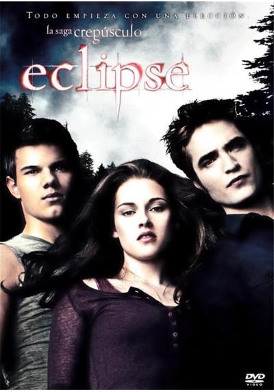 La Saga Crepusculo : Eclipse