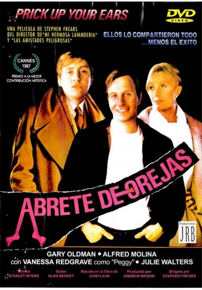 Abrete De Orejas (Prick Up Your Ears)