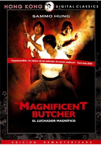 Magnificent Butcher (El luchador magnifico)