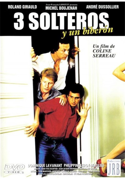3 Solteros Y Un Biberon (Trois Hommes Et Un Couffin)