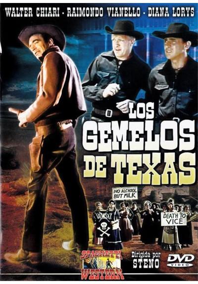 LOS GEMELOS DE TEXAS (I GEMELLI DEL TEXAS)