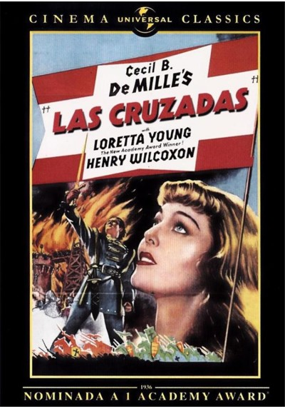 Las Cruzadas (1936) (The Crusades)