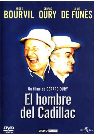El Hombre Del Cadillac - Coleccion Louis De Funes