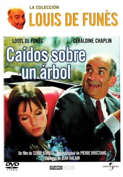 Caidos Sobre Un Arbol - Coleccion Louis De Funes