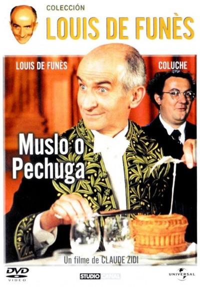 Muslo O Pechuga - Coleccion Louis De Funes