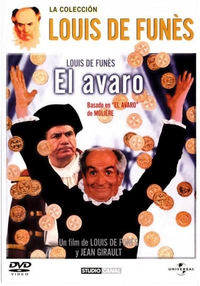 El Avaro  - Coleccion Louis De Funes