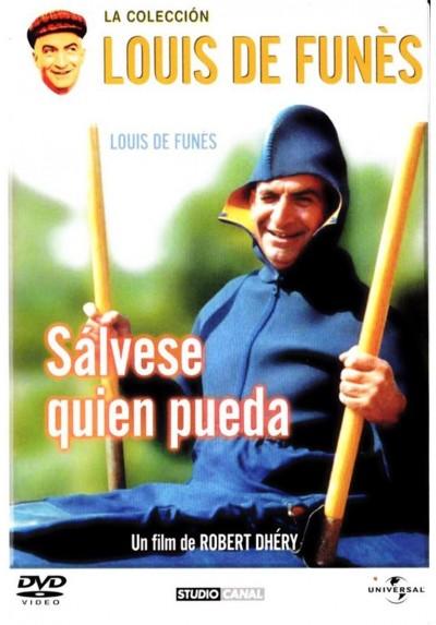 Salvese Quien Pueda - Coleccion Louis De Funes