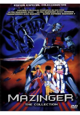 Mazinger - The Collection