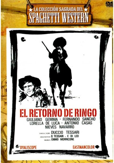 El Retorno De Ringo (Il Ritorno Di Ringo)