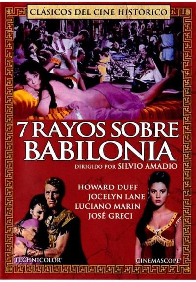 7 Rayos sobre Babilonia