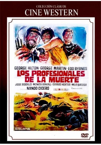 Los Profesionales De La Muerte (Professionisti Per Un Massacro)