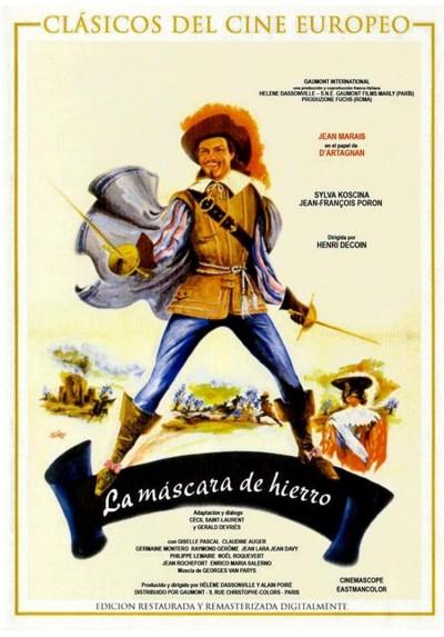 La Mascara De Hierro (1962) (Le Masque De Fer)