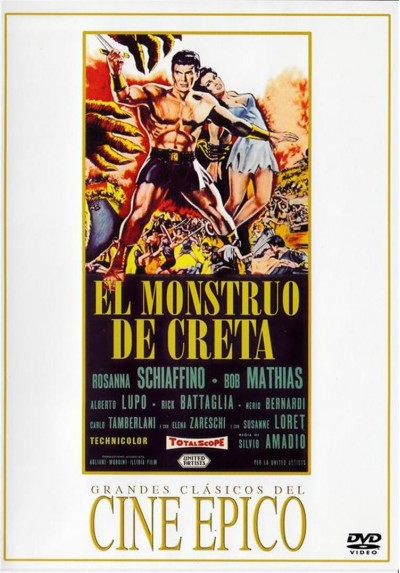 El Monstruo De Creta (Teseo Contro Il Minotauro)