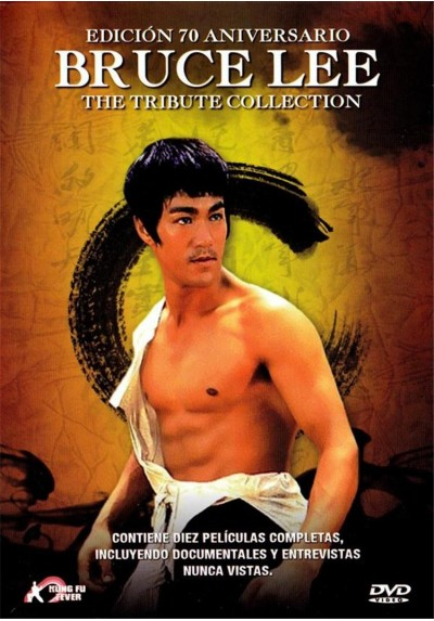 Edicion 70 aniversario Bruce Lee - The Tribute collection