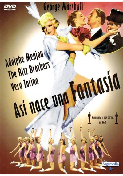 Asi Nace Una Fantasia (The Goldwyn Follies)