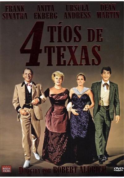 4 Tios De Texas (4 For Texas)