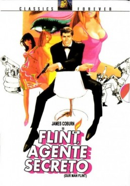 Flint Agente Secreto (Our Man Flint)