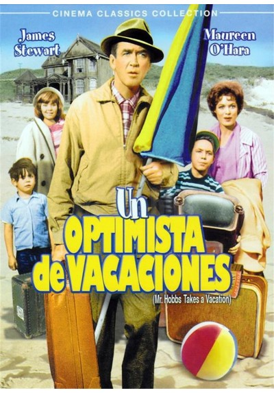 Un Optimista De Vacaciones (Mr. Hobbs Takes A Vacation)