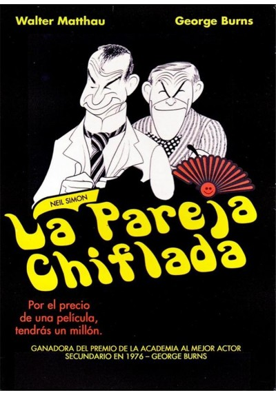La Pareja Chiflada (The Sunshine Boys)