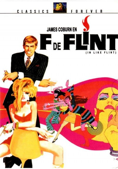 F De Flint (In Like Flint)