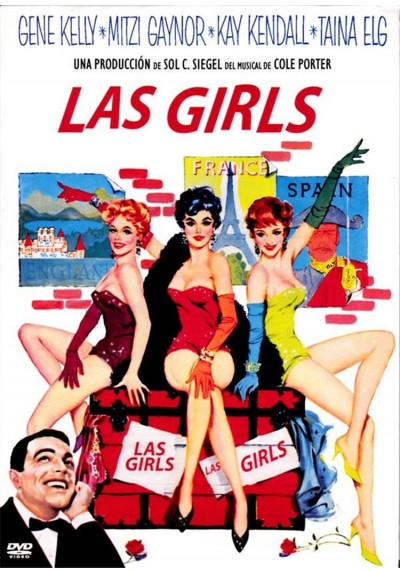 Las Girls