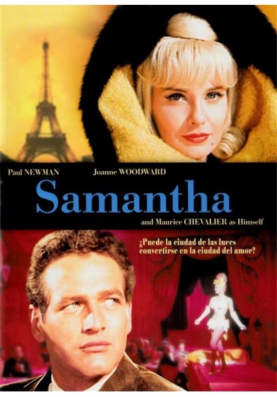 Samantha (A New Kind Of Love)