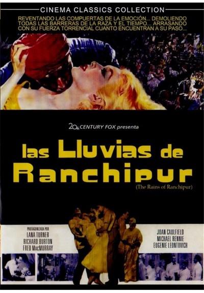 Las Lluvias De Ranchipur (The Rains Of Ranchipur)
