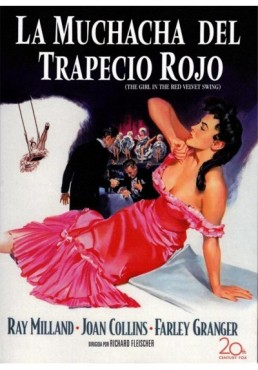 La Muchacha Del Trapecio Rojo (The Girl In The Red Velvet Swing)