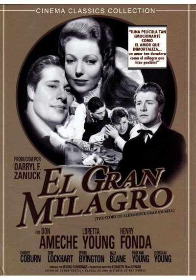 El Gran Milagro (The Story Of Alexander Graham Bell)