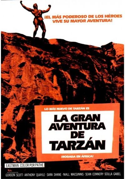 La Gran Aventura De Tarzan (Tarzan´s Greatest Adventure)