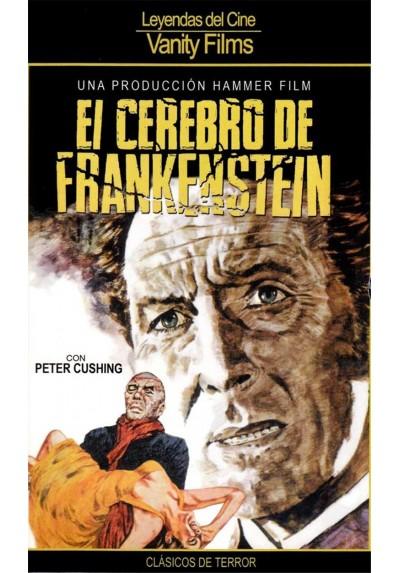 El Cerebro De Frankenstein (Frankenstein Must Be Destroyed)