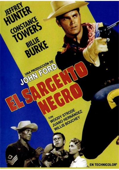El Sargento Negro (Sergeant Rutledge)