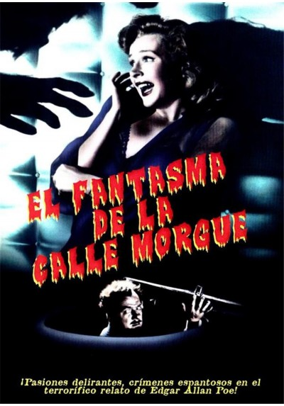 El Fantasma De La Calle Morgue (Phantom Of The Rue Morgue)