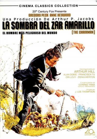 La Sombra Del Zar Amarillo (The Chairman)