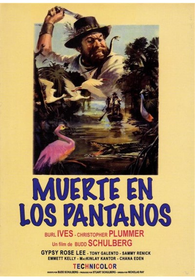 Muerte En Los Pantanos (Wind Across The Everglades)