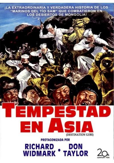 Tempestad En Asia (Destination Gobi)