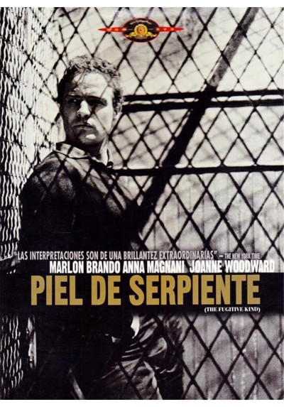 Piel De Serpiente (The Fugitive Kind)