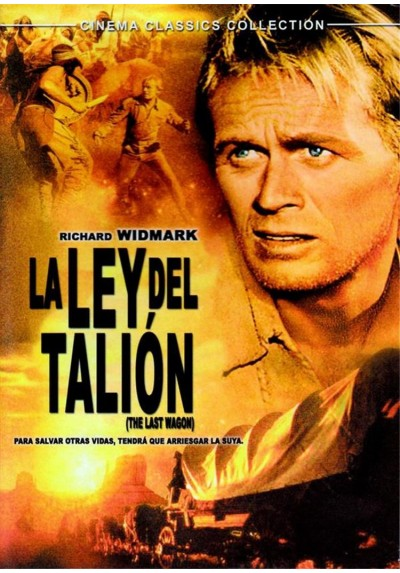 La Ley Del Talion (The Last Wagon)