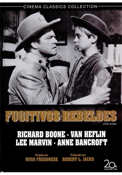 Fugitivos Rebeldes (The Raid)