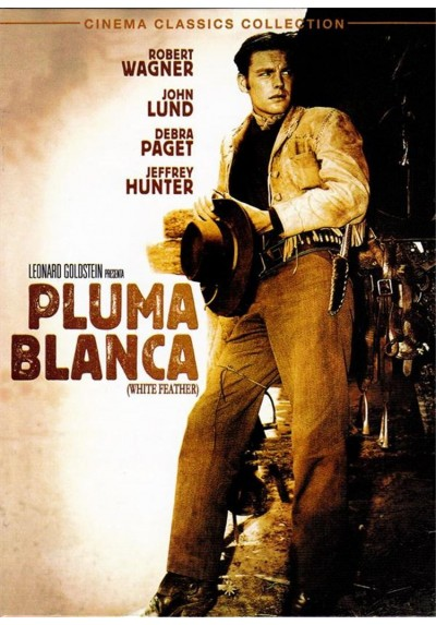 Pluma Blanca (White Feather)