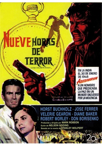 Nueve Horas De Terror (Nine Hours To Rama)