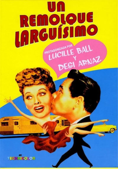 Un Remolque Larguisimo (The Long, Long Trailer)