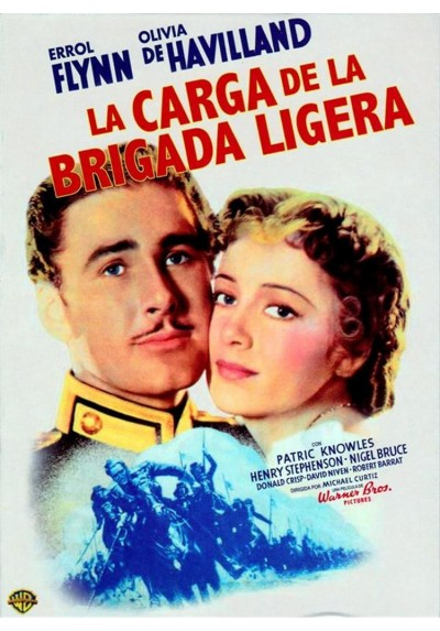 La Carga De La Brigada Ligera (Ed. Coleccionista) (The Charge Of The Light Brigade)