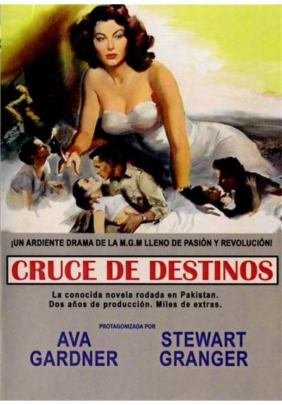 Cruce De Destinos (Bhowani Junction)